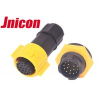 Plug And Socket Waterproof Circular Connectors 5 Pin Aviation Automation Splicer Manufactures