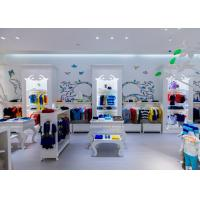 Beautiful Kids Boutique Retail Fixtures / Retail Store Equipment With Drawers Manufactures