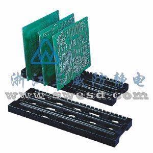 China Conductive Plastic Circulation Rack on sale