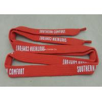 Customized Shoelace , Promotional ID Holder Lanyards , Polyester Print Lanyard. Manufactures
