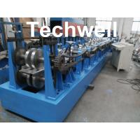 Single Side Adjustable Interchangeable Z Purlin Roll Forming Machine Manufactures