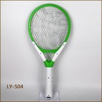 China safe good design high quality Rechargeable Fly Killer Bat mosquito swatter Wholesale