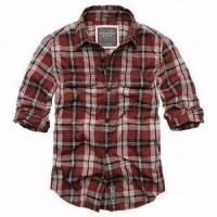 cheap A&F men shirts dress shirts wholesale accept credit card paypal Manufactures
