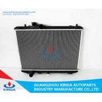 Quality Aluminum and plastic Vehicle radiator for Suzuki SWIFT'05 OEM 17700-63J00 for sale