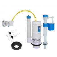 China Flush Valve Fill Valve With Gasket And Joint Bolt Toilet Cistern Filling Mechanism From Xiamen China on sale
