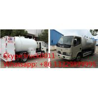 best price LPG Filling Gas Truck With Mobile Dispenser Machine for sale, lpg gas dispensing truck for gas cylinders Manufactures