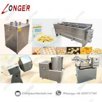 Buy cheap Banana Chips Production Line|Banana Chips Making Machine|Automatic Banana Chips Production Line|Plantain Chips Price from wholesalers