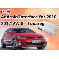 """Reverse Camera Android Auto Interface Navigation Box Made for VW Touareg 8"""" RNS850 System Manufactures"""