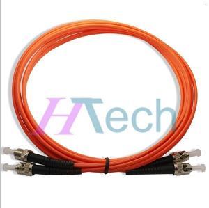 China ST/ST Optical Fiber Cable, Simplex/Duplex Fiber Optic Cable, SM/MM Fiber Cable on sale