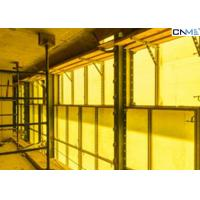 Professional Easy Operation High Rise Safety Screens Time Saving PN50-S-5 Manufactures