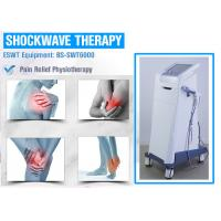 China Smart wave Shockwave Tennis Elbow treatment , 2-5 bar Physical Shock wave Therapy equipment For Tendonitis on sale