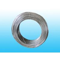 Round Plain Steel Bundy Tube / Light Pipe For Freezer 8 mm  X  0.65 mm Manufactures