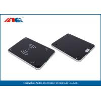 RFID Scanner Detector RFID ID Card Reader , 50cm Wide Range RFID Card Writer Manufactures