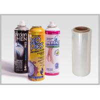 China Eco Friendly Printable Shrink Film , Customized Size Flexible Packaging Film on sale