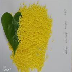 China High Quality chemical fertilizer Calcium Ammonium Nitrate Fertilizer + Boron yellow granular size 2-4mm PH 5.6-6.8 on sale