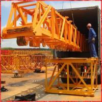 QTZ series tower crane QTZ50(5008) Manufactures