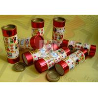 China Recycled Corrugated Cardboard Tube Box Packaging Personalized on sale