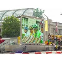 6500cd / ㎡ Brightness P15.625 Waterproof Led Screen Billboard For Event And Stage Manufactures