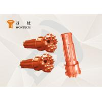 Fast Penetration RC Borehole Drill Bit For Thermal Boreholes Abrasion Resistance Manufactures