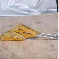 Buy cheap Aluminum Alloy Cable Pulling Clamp  Insulated Conductor Gripper 1.7kg ~ 3.2kg Weight from wholesalers