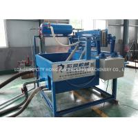 Easy Operation Apple Tray Machine , Small Recycled Paper Pulp Egg Tray Forming Machine Manufactures