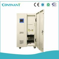 Easy Setup Automatic Voltage Stabilizer , Stable Servo Voltage Stabilizer With LCD Screen Manufactures