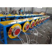 Continuous Pulley Combined Wire Rod Drawing Machine Speed 180 M / Min Energy Saving Manufactures