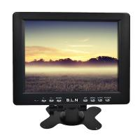 A grade 8 industrial LCD monitor desktop unique design AV VGA input and BNC optional Manufactures