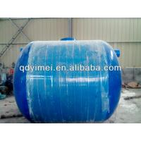 FRP Septic Tank for Sewage Treatment Manufactures