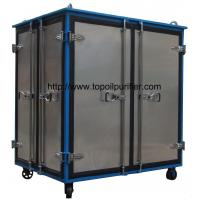 dielectric oil purifier, oil recycling machine (weather-proof type) ZYD-M Manufactures