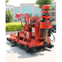 XY-5 Large Spindle I.D. 96mm Skid Mounted Drilling Rig Torque 6150N.m Manufactures