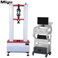 Wire Tensile Testing Machine / Fabric Strength Testing Machine 1.2KW 60T Manufactures