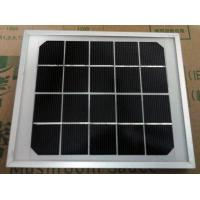 5W solar panel made in china with CE/TUV mono-crystall panels Manufactures
