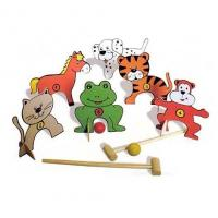 Cartoon Croquet Set Manufactures