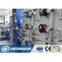 Buy cheap 0.4~1N Pay - Off Tension RIBBON Fiber Optic Cable Production Line 7m Length from wholesalers