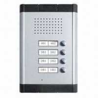 Audio Intercom System for Apartment, with European Style and Supports Up to 24 Indoor Phones Manufactures