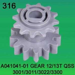A041041-01 GEAR TEETH-12/13 FOR NORITSU qss3001,3011,3022,3300 minilab Manufactures