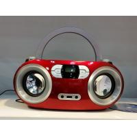 China portable radio/cd/usb/sd boombox player on sale