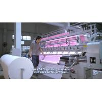 High Performance 128 Inches Multi Needle Quilting Machine For Air Conditioner Quilt Manufactures