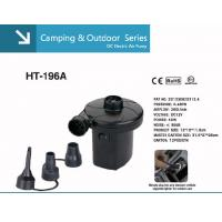 HT-196 DC Electric  Air Pump In Camping & outdoor