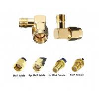 China Wifi Router External Rf Connector Adapter Antenna Rp Sma Male To Double Rp on sale