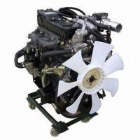 CNG or LPG Engine Assembly for Toyota 2RZ, with 2.438L Displacement Manufactures