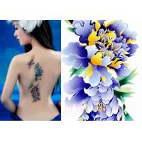 China Cute Full Body Temporary Tattoo Sticker For Children / Kids Eco Friendly on sale