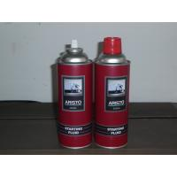 Professional Car Care Products Fluid Quick Starting Spray Low Temperature Manufactures