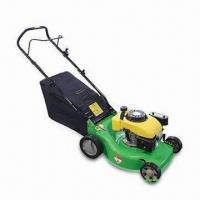 China Lawn Mower with Air-cooled, 4-stroke, OHV, Single Cylinder and Vertical Shaft Engine Type on sale