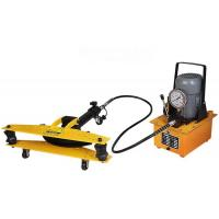 Electric Underground Cable Tools Hydraulic Pipe Bender 380mm Stroke Manufactures