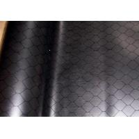 China Softwall Cleanroom Black Antistatic PVC Grid Curtain on sale