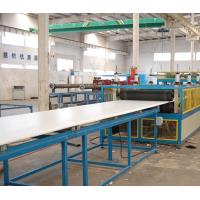 Quality Electric PP Foam Plastic Sheet Making Machine Unique Stable Performance for sale