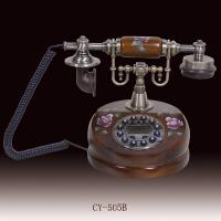 antique telephone,antique wooden telephone ,Antique Crafts,CY-505B Manufactures