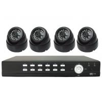 DDNS and NTP sony CCD Stand alone 4ch DVR,network DVR video KIT systems